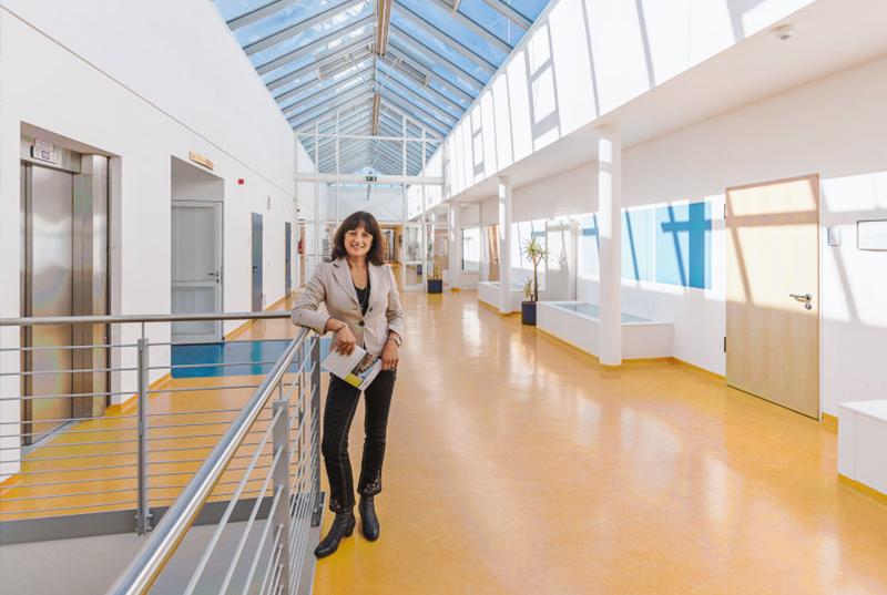Bildungszentrum in Heide – Ausbildung im Gesundheitswesen